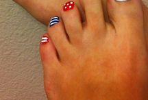 Ιδέες για manicure & pedicure