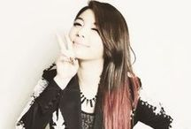 ailee / Amy Lee, Lee Yejin; born: 30 May 1989; American singer signed to South Korean record label YMC Entertainment