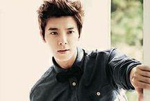 Donghae (Super Junior / Super Junior M) / Lee Dong-hae; born: 15 October 1986; South Korean singer, songwriter and actor; member of Super Junior, Super Junior-M, Duo Donghae & Eunhyuk,dance-centered group SM The Performance