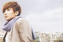 Leeteuk (Super Junior) / Park Jeong-su; born: 1 July 1983; South Korean singer-songwriter and actor. member and leader of Super Junior, member of Super Junior-T, Super Junior-H