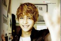 Dongwoon (B2ST/BEAST) / Son Dong-Woon; born: 6 June 1991; South Korean idol singer and dancer; member and maknae of B2ST