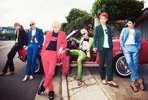 Teen Top / South Korean male idol band; formed: 2010; TOP Media; members: C.A.P, Chunji, L.Joe, Niel, Ricky, Changjo