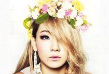 CL (2NE1) / Lee Chae-rin; born: 26 February 1991; South Korean recording artist; Leader of 2NE1