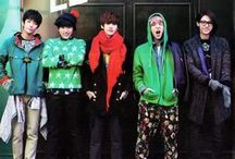 B1A4 / South Korean idol group; formed: 2011; WM Entertainment; members: Jinyoung, CNU, Sandeul, Baro, Gongchan