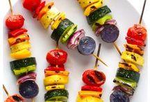 Fruit and Veggie Recipes
