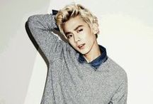 Chunji (Teen Top) / Lee Chan Hee; born: 5 October 1993; South Korean singer, promotional model, actor and MC; member of Teen Top