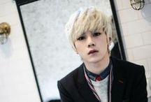 Hansol (Topp Dogg) / Kim Han Sol; born: 15 June 1993; South Korean singer and dancer; member and visual of Topp Dogg