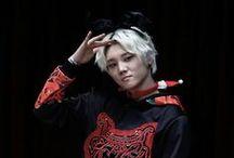 Xero (Topp Dogg) / Shin Ji Ho; born: 3 February 1994; South Korean singer and dancer; member of Topp Dogg