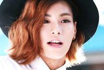 A-Tom (Topp Dogg) / Kim Sang Gyun; born: 23 May 1995; South Korean rapper and composer; member of Topp Dogg