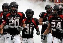 Texas Tech Football / Ride Together.