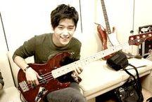 Lee Jae Jin (F.T. Island) / Lee Jae-jin; born: 17 December 1991; South Korean musician and actor; member (bass) of F.T. Island