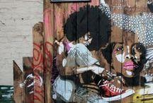 S T R AA T K U N S T / /straatkunst/