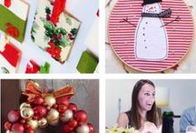 Christmas craft workshops / Here's some of our best Christmas craft workshops, so you can have a creative Christmas to be proud of.