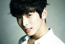 Jinwoon (2AM) / Jeong Jinwoon; born: 2 May 1991; South Korean idol singer and actor; member and maknae of 2AM