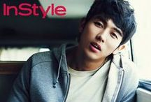 Seulong (2AM) / Lim Seulong; born: 11 May 1987; South Korean idol singer, actor and MC; member of 2AM; ability to sing in falsetto