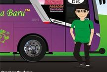 BisMania / I Love Indonesian Bus