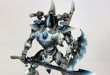 Warhammer 40K Eldar / Warhammer 40K