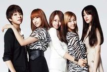 f(x) / multi-national female idol group; formed: 2009; S.M. Entertainment; members: Victoria, Amber, Luna, Sulli, and Krystal