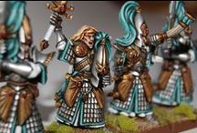 Warhammer High Elves / Warhammer High Elves