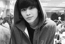 Sungjae (BtoB) / Yook Sungjae; born: 2 May 1995; South Korean idol, actor, singer and dancer; member and maknae of BtoB