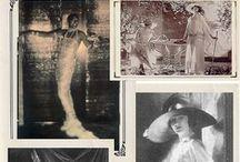 LA BELLE ÉPOQUE / La Belle Époque 1890-1914 French Fashions