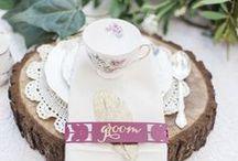 Shiki Weddings / Contact us for custom wedding decor, ideas, and more!