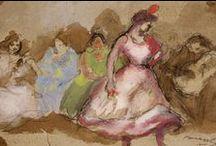 Dansa / Danza / Dance / La dansa, juntament amb el teatre i la música, és una de les arts més antigues que existeixen. El moviment del cos i l'expressivitat la caracteritzen.