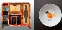 Nova Carta al Restaurant Òleum / New menu at the Òleum restaurant / Carta dissenyada per la xef amb dues estrelles Michelin, Fina Puigdevall – Les Cols – inspirada en les col·leccions d'art romànic i modernisme. / A menu designed by the two Michelin stars' Chef Fina Puigdevall – Les Cols – inspired by the collections of Romanesque and modernist art.