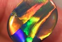 Queen of gems: opal / Beautiful opals...