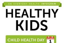 Kids: Health / Your child's health includes physical, mental and social well-being. Follow us for some great information on eating, sleeping and general well being.   / by MeMD.me