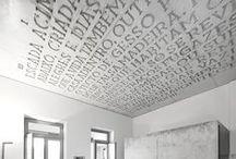 ceiling&floor / Home decor