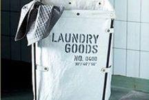 laundry / Home decor