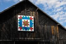 Quilts - Barn Quilts / by Beth Bishop