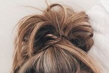 hairstyle inspo / Cute and easy hairstyles you have to try
