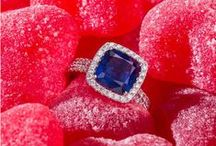 Sultry Sapphires / romantic. sultry. royal.