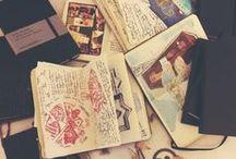 Journal/Sketchbook/Smashbook