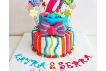 My cake / My cakes
