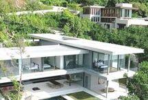 Houses/ Casas
