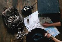Jetset in Style / A board with travel tips and tricks for the avid traveler.