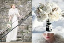 A Winter Wedding / Ideas and inspiration for winter weddings