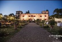 Chosen by Infinity: Wedding Venues in Italy / Beautiful Wedding Locations in Italy, for a very special, luxury and romantic Destination Wedding.
