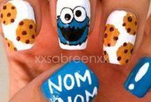 ♥Nails!♥ / Very cute Nails.