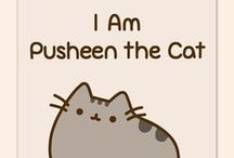 ♥Pusheen the Cat!♥ / This is a Pusheen the cat! its cutee!