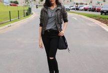:: look do dia :: / looks meus para inspirar aquele dia que você precisa de uma mãozinha para se vestir com certa graça