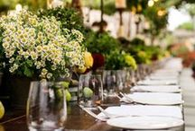 Rustic chic wedding details / Country&Chic can be a lovely combo for your Wedding in Italy.
