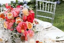 Table decòrs that Wow / Decoration ideas for table setting taken from our events