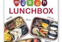 Munch Lunchbox Cookbook
