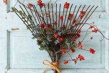 Fall/Thanksgiving Decorations / decorating ideas for the house / by Michele Main