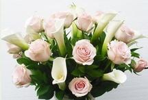 Flower Table Collection / Rangkaian bunga untuk mengiasi meja kantor, ruangan kerja, ruangan lobby. Kado untuk orang-orang yang sangat senang dengan keindahan