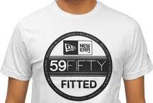 Camisetas / Estilo em camisetas New Era!